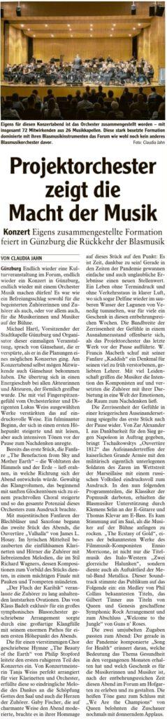 Quelle: Günzburger Zeitung